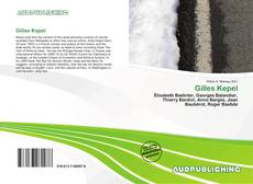 Bookcover of Gilles Kepel