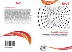 Capa do livro de Fred Korematsu