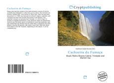 Portada del libro de Cachoeira da Fumaça
