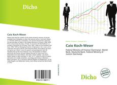 Bookcover of Caio Koch-Weser