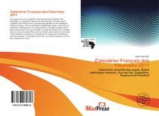 Copertina di Calendrier Français des Fleuristes 2011