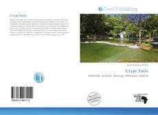 Bookcover of Crypt Falls
