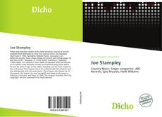 Bookcover of Joe Stampley