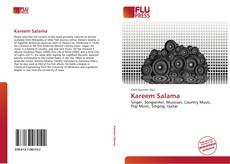 Bookcover of Kareem Salama