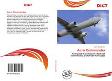 Обложка Aero Commander
