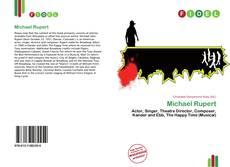 Capa do livro de Michael Rupert