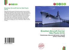 Portada del libro de Brazilian Aircraft Carrier São Paulo (A12)