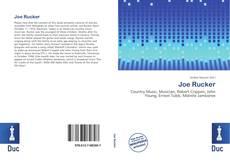 Обложка Joe Rucker
