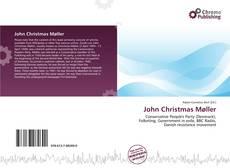 Bookcover of John Christmas Møller