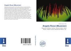 Buchcover von Angelo Rossi (Musician)