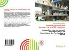 Обложка Institut japonais de recherche sur les cétacés