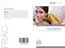 Bookcover of Khushi (2003 film)