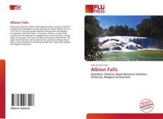 Capa do livro de Albion Falls