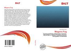Обложка Mogens Fog