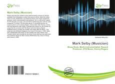 Обложка Mark Selby (Musician)