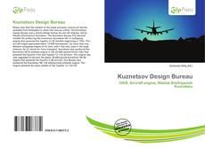 Bookcover of Kuznetsov Design Bureau