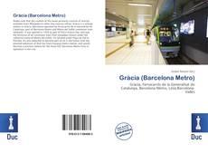 Обложка Gràcia (Barcelona Metro)