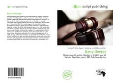 Barry George kitap kapağı