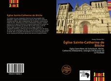 Capa do livro de Église Sainte-Catherine de Bitche