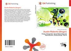 Copertina di Austin Roberts (Singer)