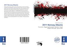 Bookcover of 2011 Norway Attacks