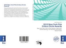 Buchcover von 2010 New York Film Critics Circle Awards