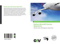 Bookcover of Italian Aircraft Carrier Sparviero