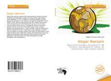 Abgar Barsom kitap kapağı