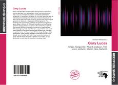 Portada del libro de Gary Lucas