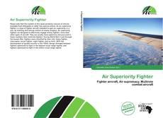 Portada del libro de Air Superiority Fighter