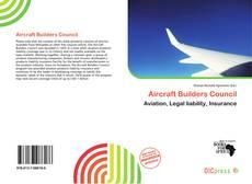 Обложка Aircraft Builders Council