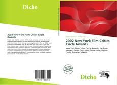 Portada del libro de 2002 New York Film Critics Circle Awards