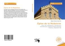 Copertina di Église de la Madeleine