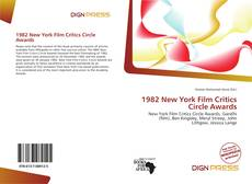 Bookcover of 1982 New York Film Critics Circle Awards