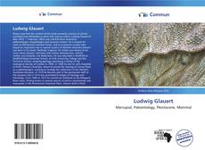 Bookcover of Ludwig Glauert