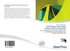 Couverture de 1972 New York Film Critics Circle Awards