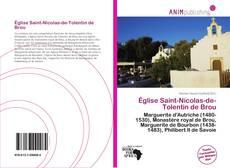 Bookcover of Église Saint-Nicolas-de-Tolentin de Brou