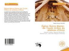 Bookcover of Église Notre-Dame-de-Toute-Grâce du plateau d'Assy