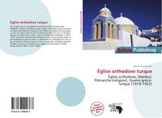 Bookcover of Église orthodoxe turque