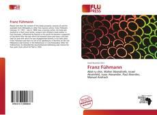 Bookcover of Franz Fühmann