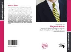 Bookcover of Magnus Malan