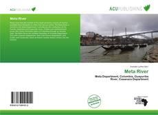 Buchcover von Meta River