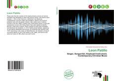 Bookcover of Leon Patillo