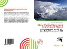 Buchcover von Abdul Waheed (Suspected Aircraft Bomb Plotter)