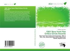 Buchcover von 1961 New York Film Critics Circle Awards