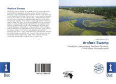 Bookcover of Arafura Swamp