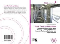 Capa do livro de Loch Tay Railway Station