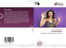 Bookcover of Faisal Khan