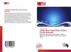 Bookcover of 1946 New York Film Critics Circle Awards