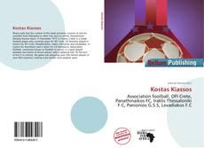 Capa do livro de Kostas Kiassos